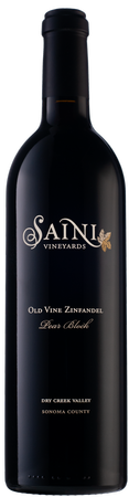 2016 Pear Block Old Vine Zinfandel